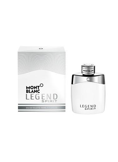 Mont Blanc Legend Spirit Edt 100Ml Erkek Parfüm Renksiz
